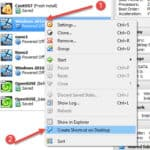 How to Create Shortcut For Virtual Machine in VirtualBox – Windows 10- New and Old Methods