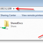 Windows 7 Network With XP – File Sharing Between XP and Windows 7