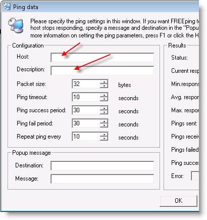 Ping Multiple IP Addresses Same Time Free Tool