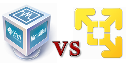 VirtualBox 3.1.6 vs VMware Player 3