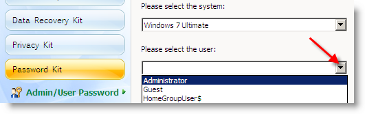 Reset Windows 2008 R2 Administrator Password
