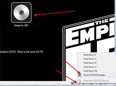 install Snow Leopard on VirtualBox 3.2
