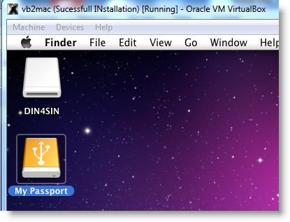 Oracle virtualbox mac os install