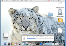 Install Mac OS X 10.5.5 Leopard on VirtualBox by VMware Image