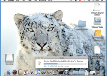 Install Mac OS X 10.6 Snow Leopard on VMware with Pre Installed Image