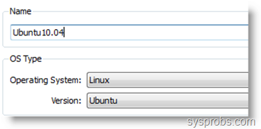 Install Ubuntu 10.04 on VirtualBox