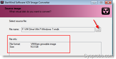 Convert VMware to Virtual PC