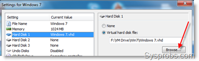 Attach file to Hyper-V
