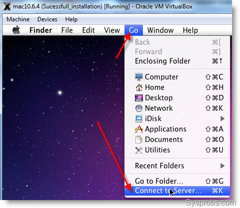 Mac OS X Guest on VirtualBox 3.2.6