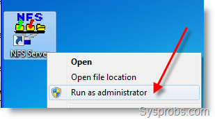 how to set up shared drive in windows 7