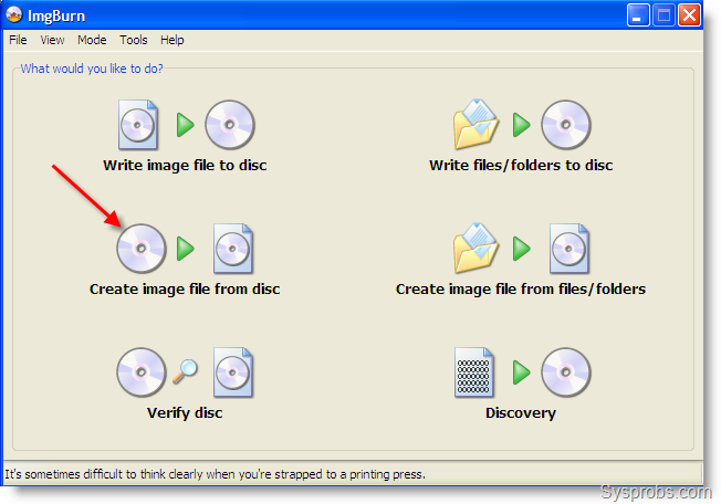 Create ISO from Mac Installation DVD