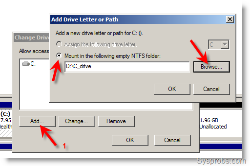 How to Extend C Drive in Windows 7