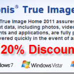 Acronis Recovery Software Discount Coupon Code–True Image Home 2011