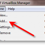 How to Add/Import Pre Configured Virtual Machine in VirtualBox Using XML File – Windows 10/8.1 Host