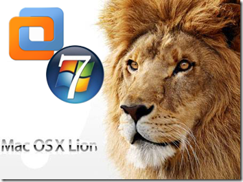 Install Mac 10.7 Lion on VMware - Windows 7 Intel PC