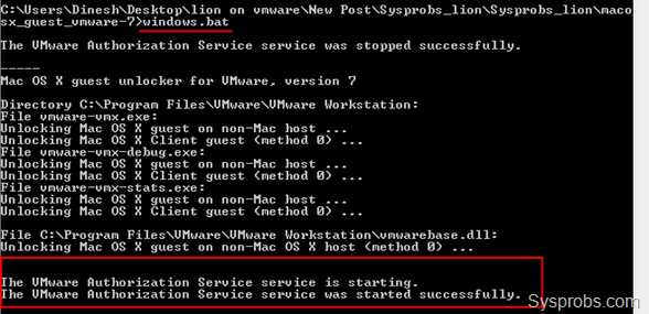 patch_vmware_for_Mac_os_x guest lion