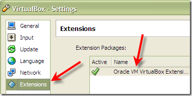 Oracle VirtualBox Extension Pack 4.0.6