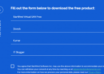 Free StarWind iSCSI VSAN Software Download and Install on VMware