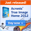 Working Acronis True Image Coupon Code – November, December 2011 and January 2012