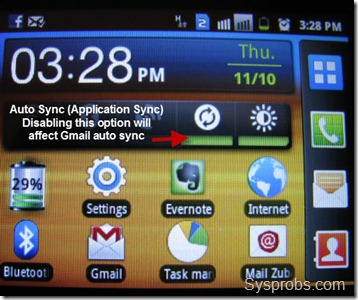 first auto app sync