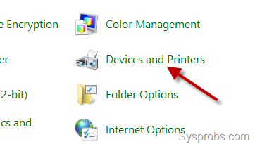 how to get printer from offline to online