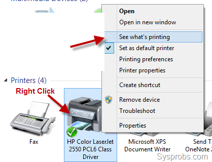 Fixed] Why is My Printer Offline? How to Get Printer Online on ...