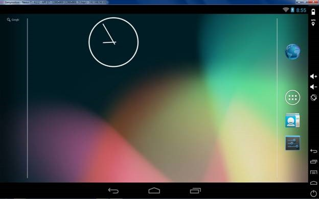 the best android emulator for pc basicly have start