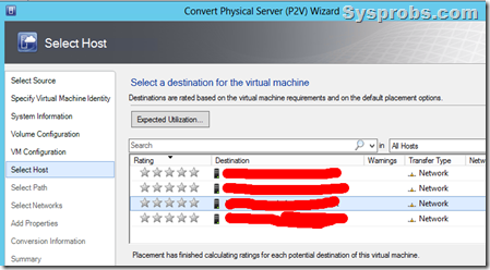 export Virtual Machine from VMware to Hyper-V