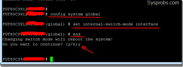 Assign wan port to switch