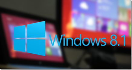Windows 8.1 upgrade issues