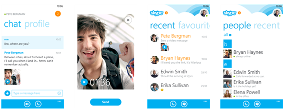 Best Free Windows Phone Apps 2014 skype