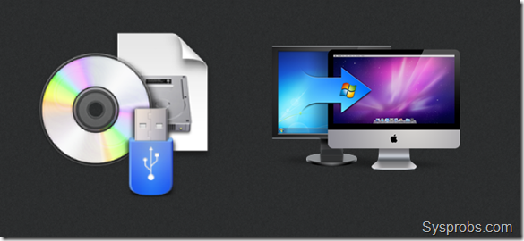 Disk conversation in Parallels