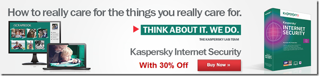 Kaspersky Coupon code for 2014