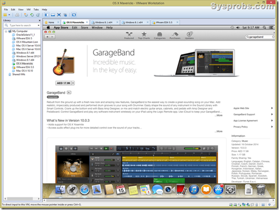 GarageBand for Windows 8.1