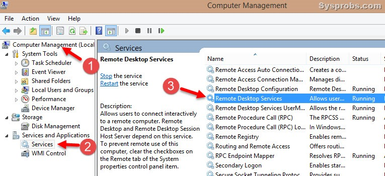how to connect remote desktop in windows xp through internet
