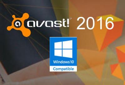 Avast-2016 free AV for windows 10