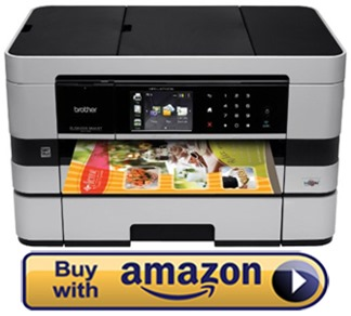 Brother MFC-J4710DW all in one printer