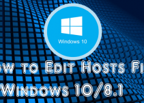 How to Edit Hosts File in Windows 11 or Windows 10 – Simple Steps