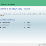 How to Transfer Files from Windows 8.1/7 to Windows 10 When You Switch the Computers