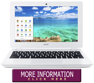 Acer Chromebook 11.6-Inch best laptop under 200 2019