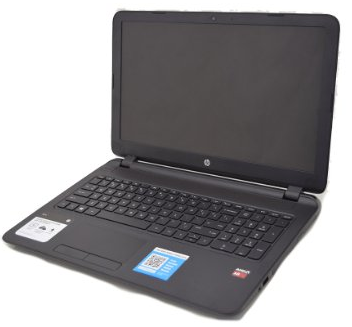 HP 15 f215dx gaming laptop under 400