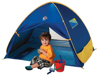 Infant UV Playshade - Baby Beach Tents 2017