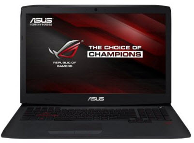 ASUS G751JT 17-Inch Gaming Laptop below 1500 dollars