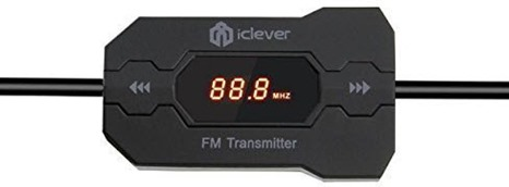iClever Auto-Scan FM Transmitter iPhone 6 2016
