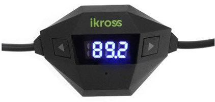 iKross 3.5mm FM Transmitter