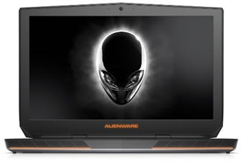 . Alienware AW15R2