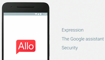 Allo Google Messaging App