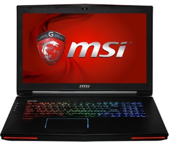 MSI Computer 17 gaming laptop under 2000 in 2016