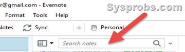 search notes in evernote vs onenote