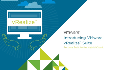 what is vmware vrealize